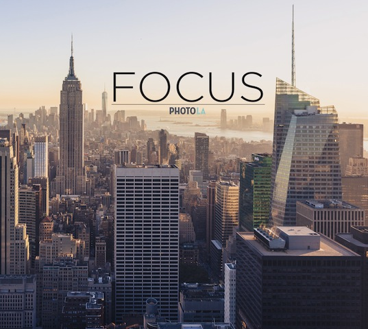 FOCUS Photo L.A. Summer 2019 in New York City! - logo