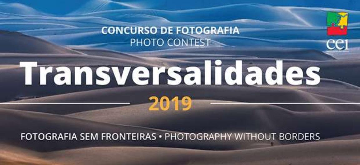 Transversality Photo Contest 2019 - logo