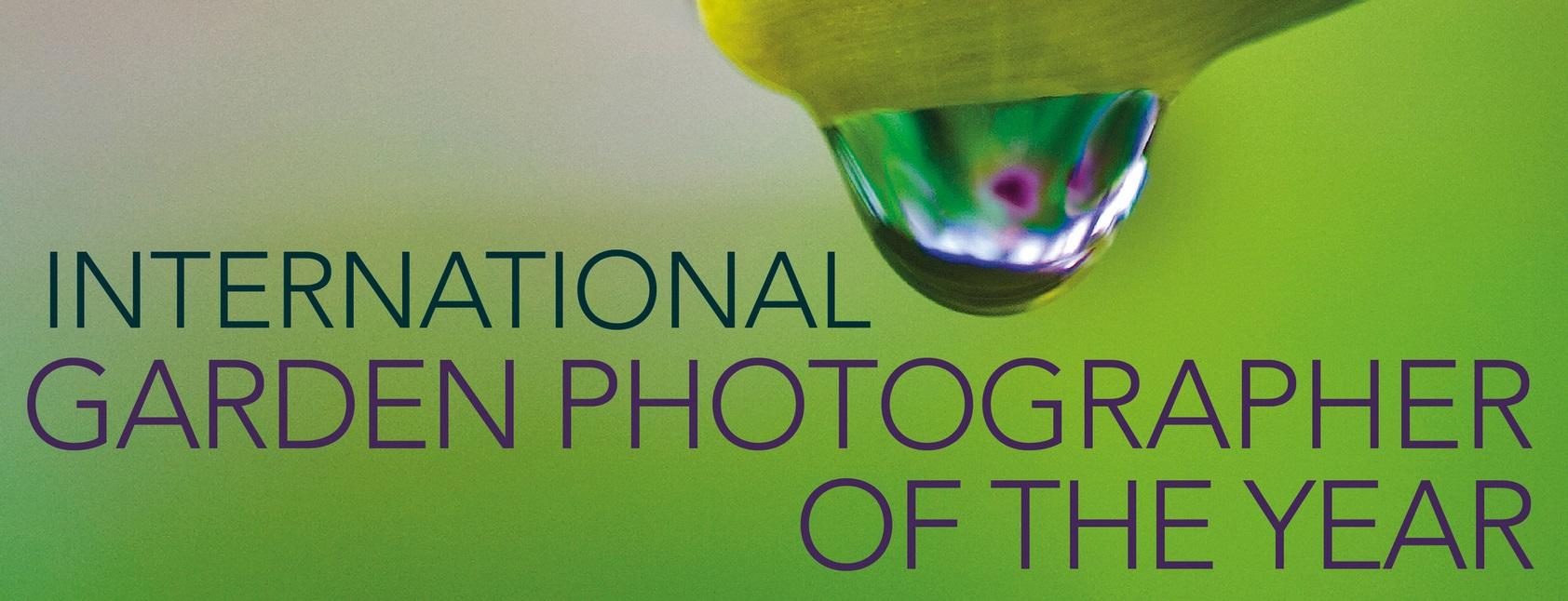 IGPOTY 13 – International Garden Photographer of the Year 2019 - logo