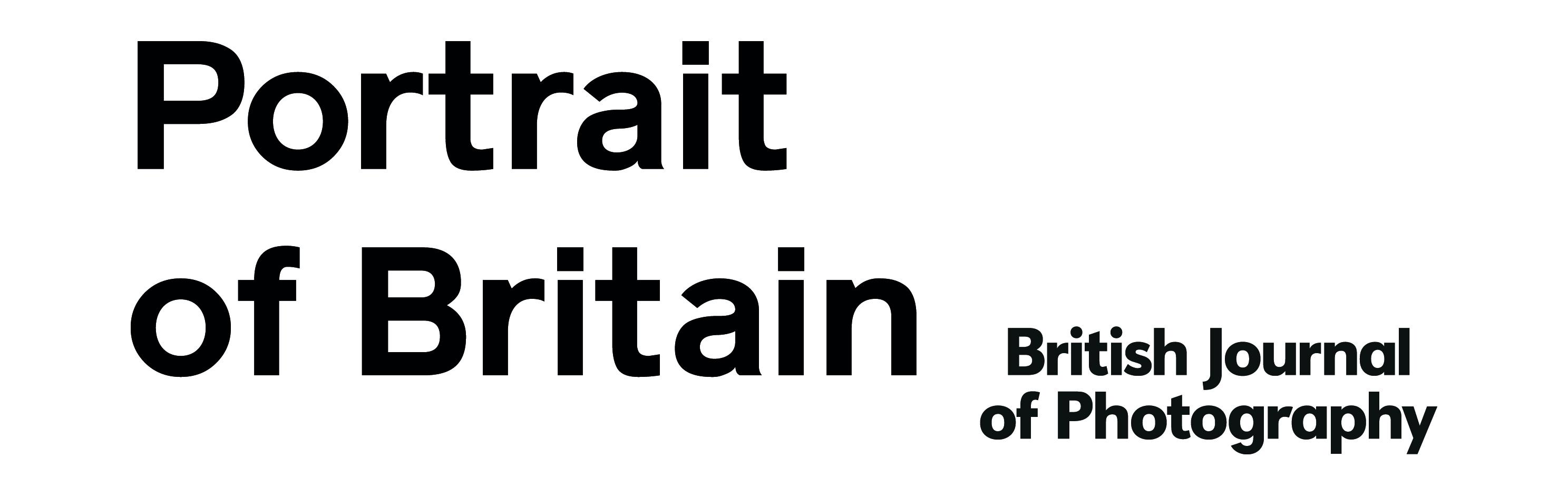Portrait of Britain 2019 - logo