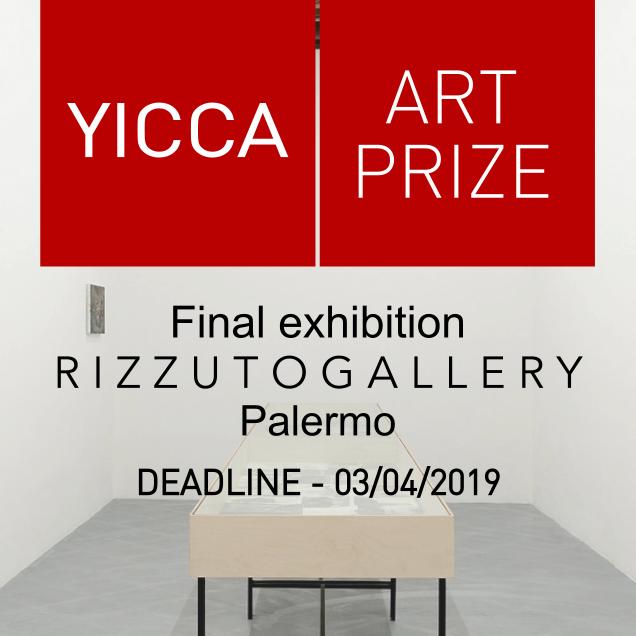 YICCA 18/19 – International Contest of Contemporary Art - logo