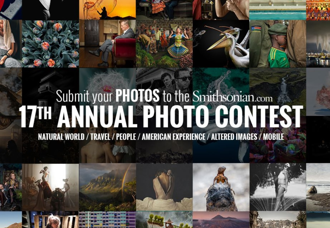 17th Annual Smithsonian.com Photo Contest 2019 - logo