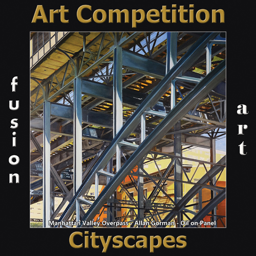 4th Annual Cityscapes Art Competition - logo