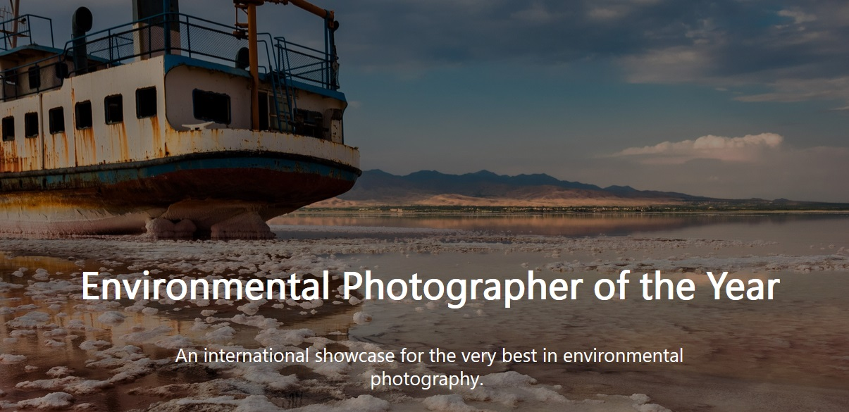 CIWEM Environmental Photographer of the Year 2019 - logo