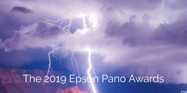 EPSON International Pano Awards 2019 - logo