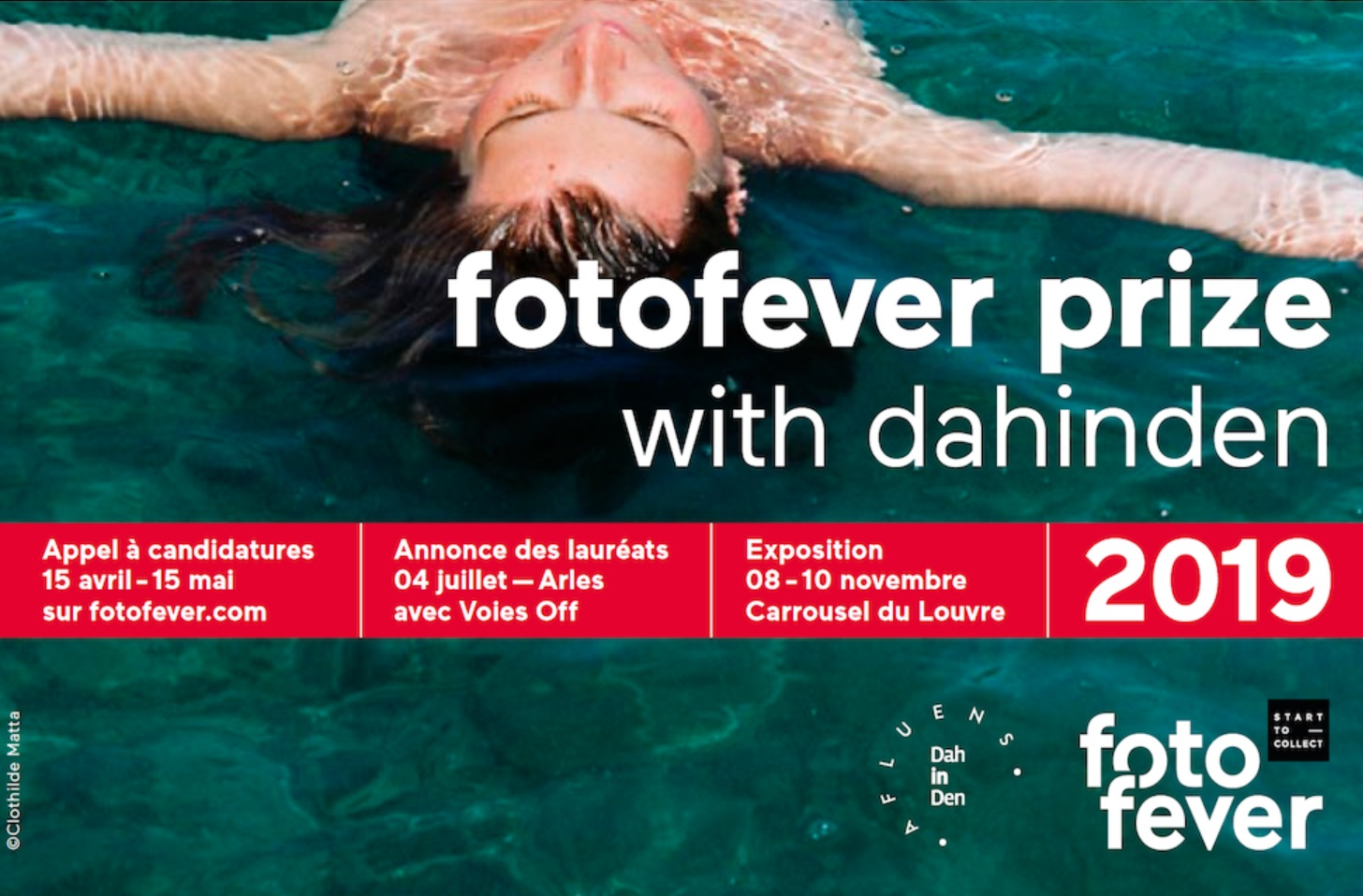 Fotofever Prize 2019 - logo