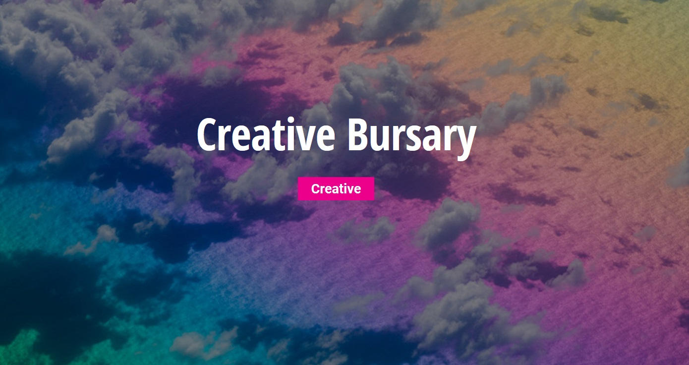Getty Images Creative Bursary 2019 - logo
