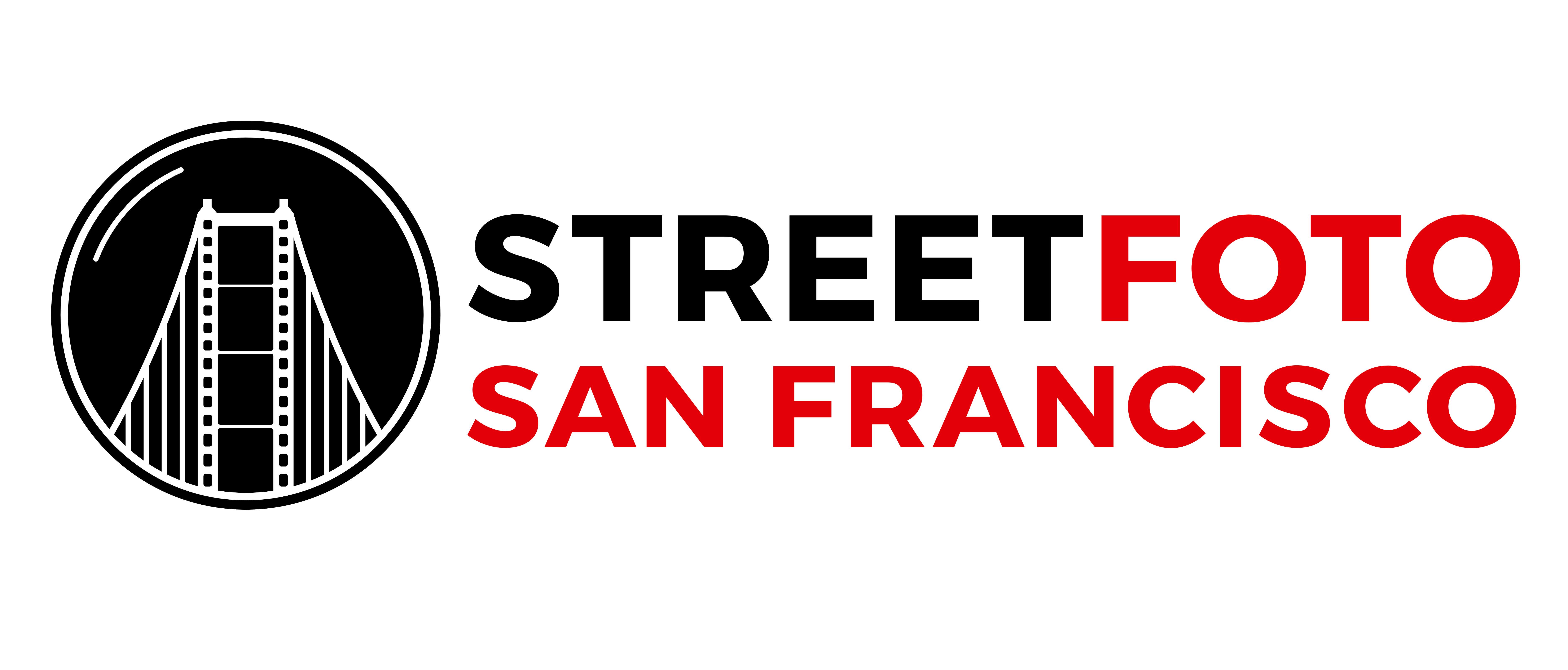StreetFoto San Francisco International Street Photography Awards - logo