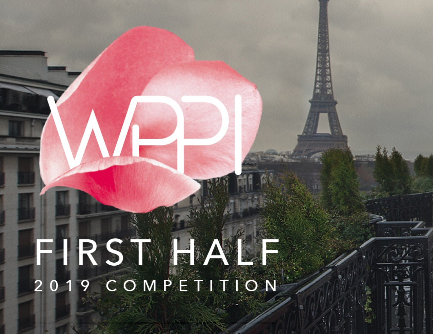 WPPI First Half competition 2019 - logo
