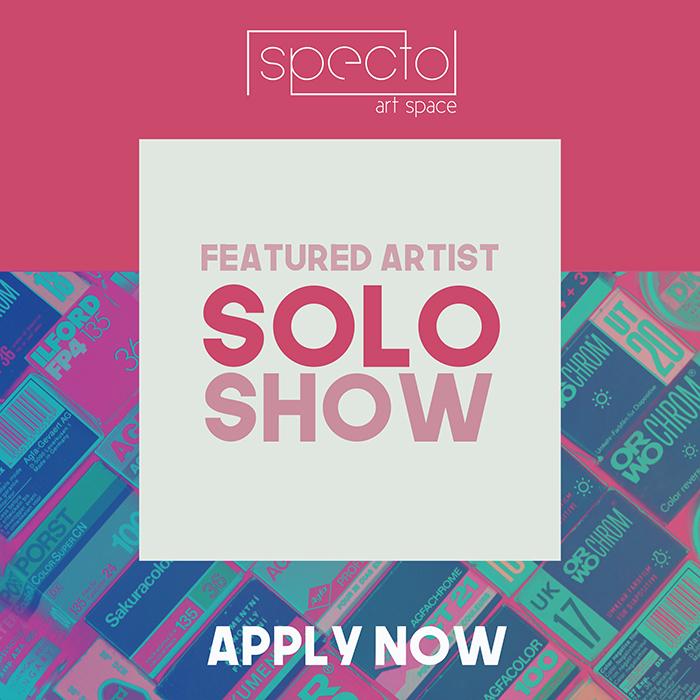 Featured Artist Solo Show – Seeking Artists! - logo