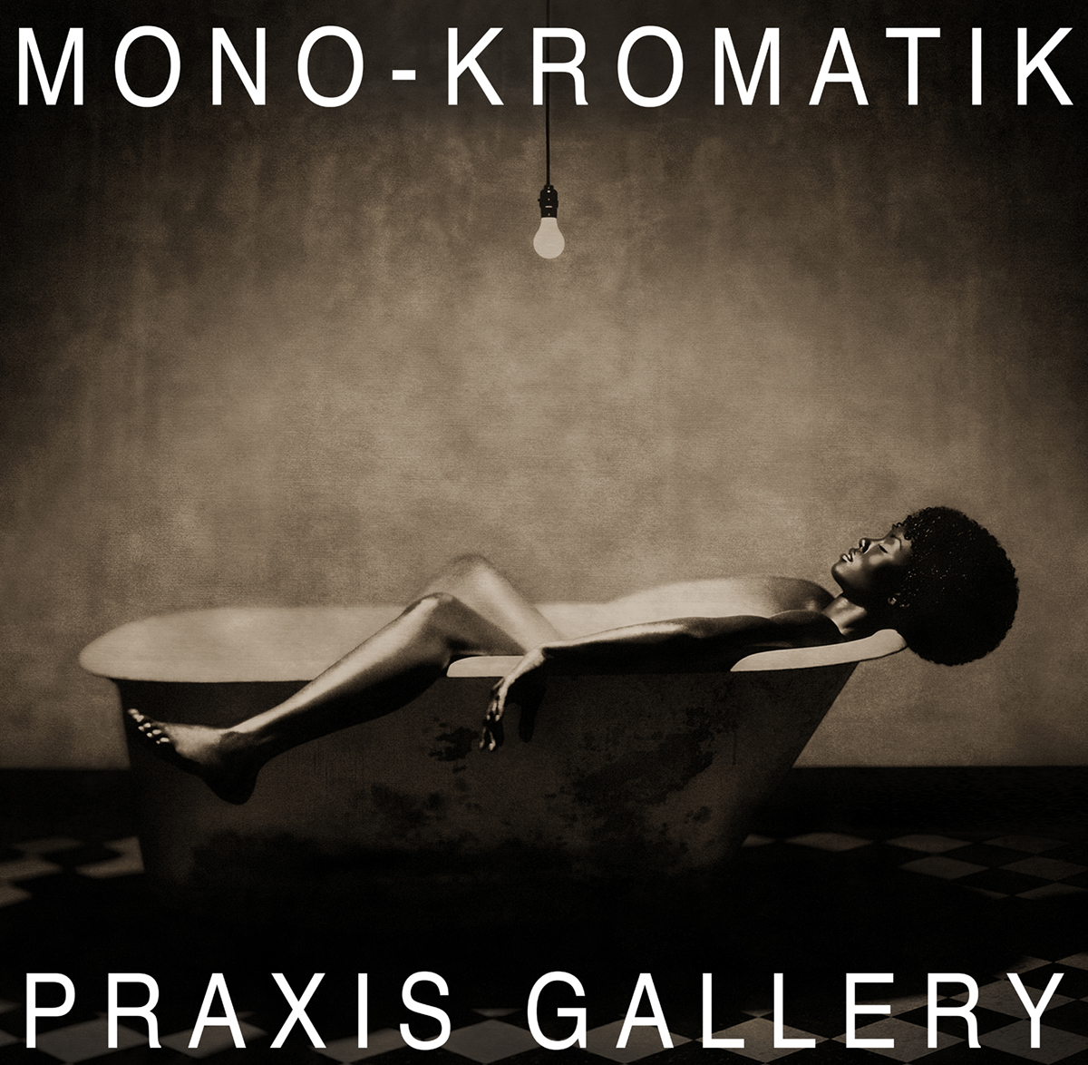 Mono – Kromatik • Call for Entries • Praxis Gallery - logo