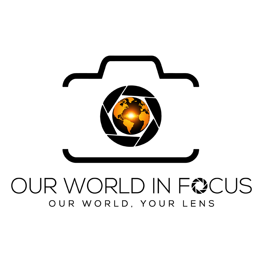 Leading Lines Photo Contest | Our World In Focus - logo