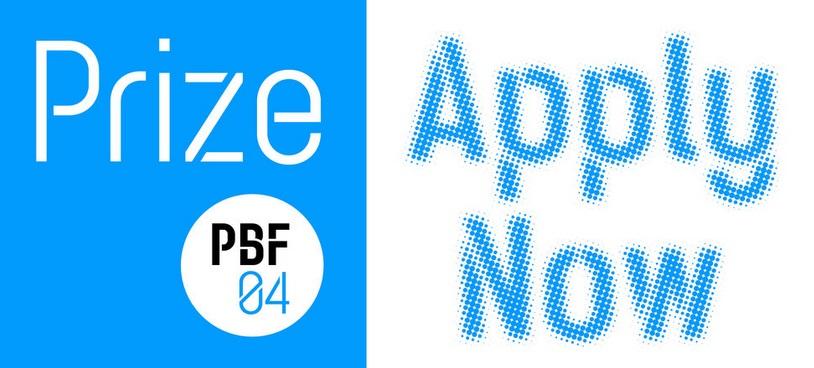 PhotoBrussels Festival: PBF Prize 2019 - logo