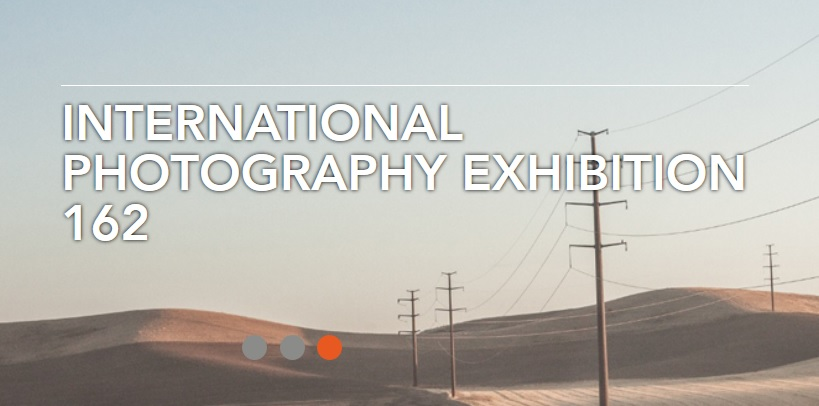 RPS International Print Exhibition 162 - logo