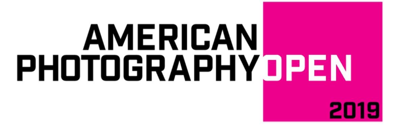American Photography Open 2019 - logo