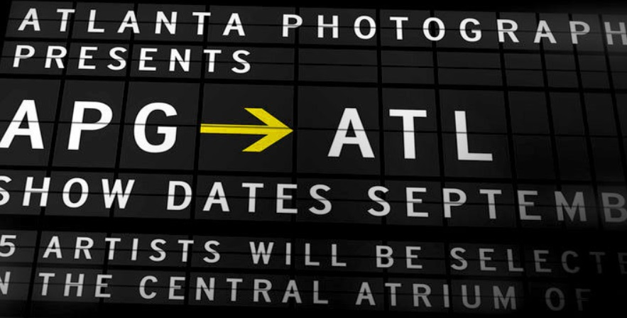 Call For Entry: Airport Show 2019 Atlanta Photography Group - logo