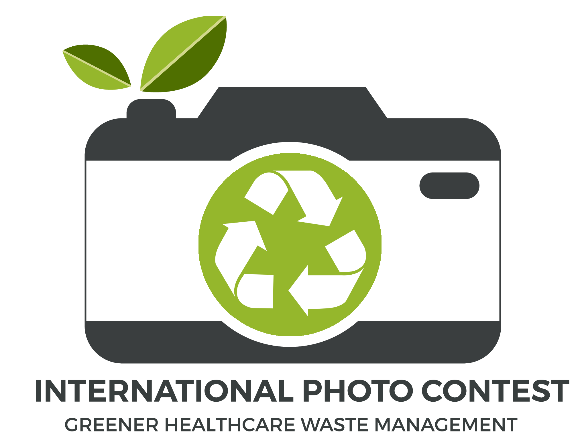 International Photo Contest on Greener Healthcare Waste Management - logo