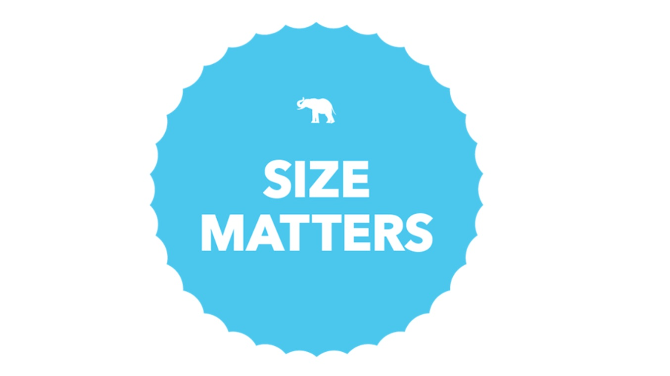 Size Matters Juried Exhibition 2019 - logo