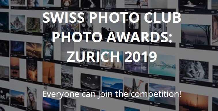 Swiss Photo Club Photo Awards Zurich 2019 - logo