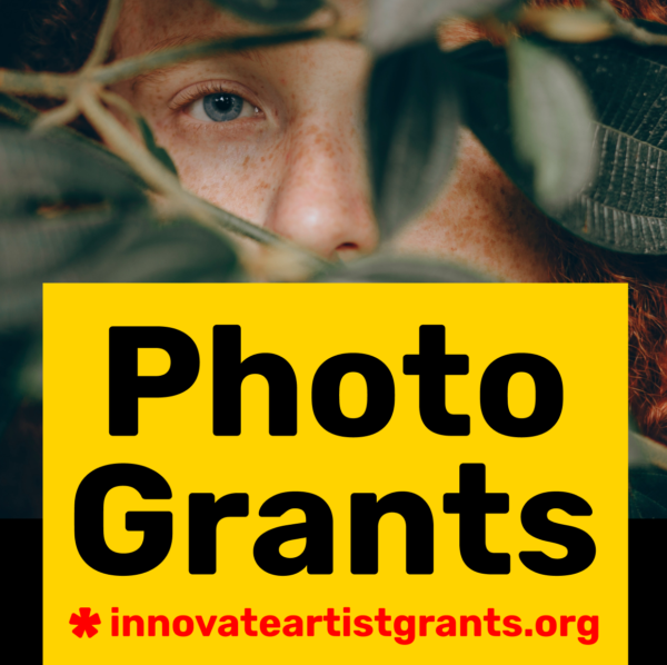 Photo Grands innovateartistgrants