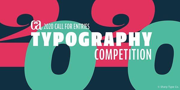 2020 Typography Contest