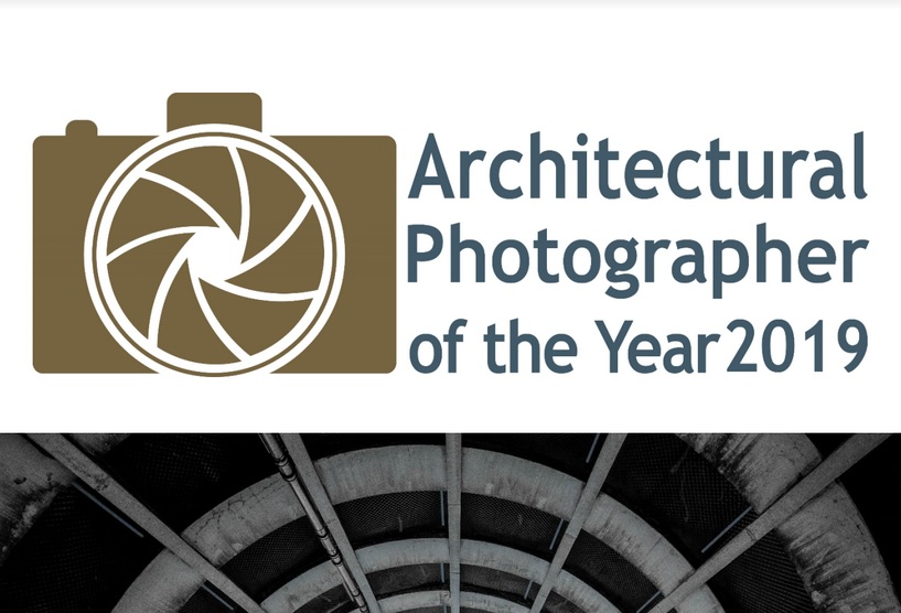 Architectural Photographer of the Year 2019 competition - logo