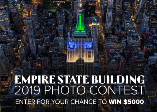 Empire State Building 2019 Photo Contest