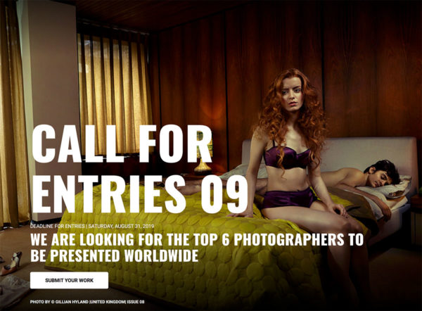 Call for entries - top photographers