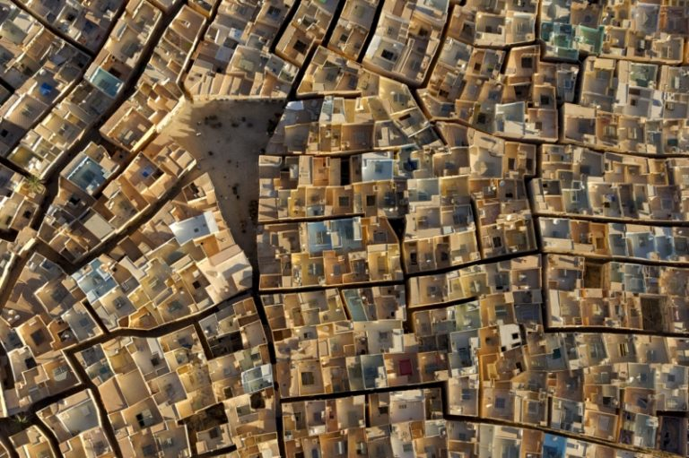 Urban 2019 Winner, Beni Isguen By George Steinmetz