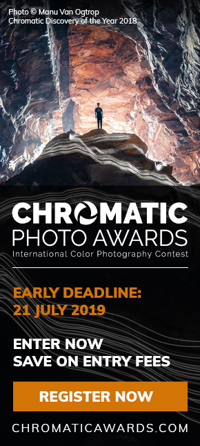 Chromatic Photography Awards 2019 - Color Photo Contest