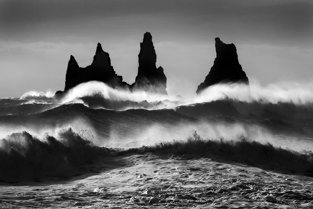 BLACK & WHITE PHOTO OF THE YEAR 2019 Award, Romain Tornay - Elements