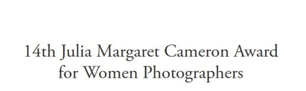 Award for Women Photographers