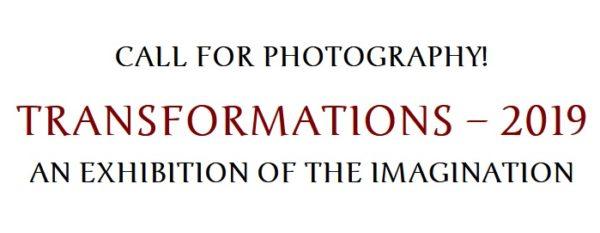 Photo contest TRANSFORMATIONS Exhibition 2019