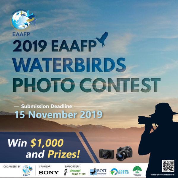 2019 EAAFP Waterbirds Photo Contest