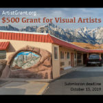 Grant for Visual Artists