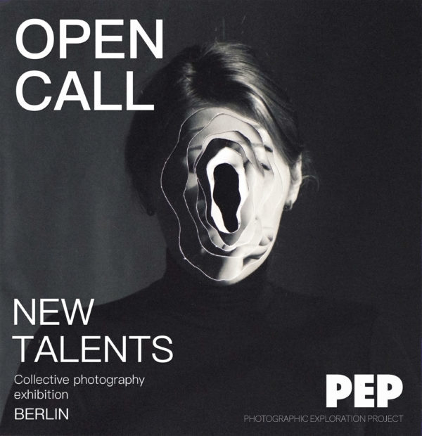 NEW TALENTS - Take part in a photography exhibition in Berlin!
