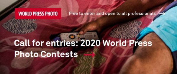 2020 World Press Photo Contest