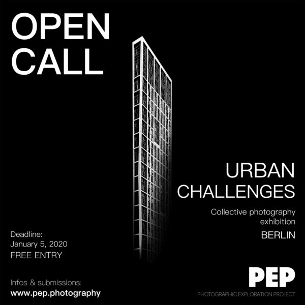 Urban Challenges - Take part in a photography exhibition in Berlin