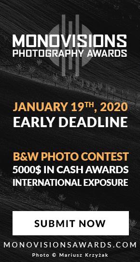 MonoVisions Photo Awards - Black & White Photo Contest