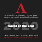 International Photography Grant