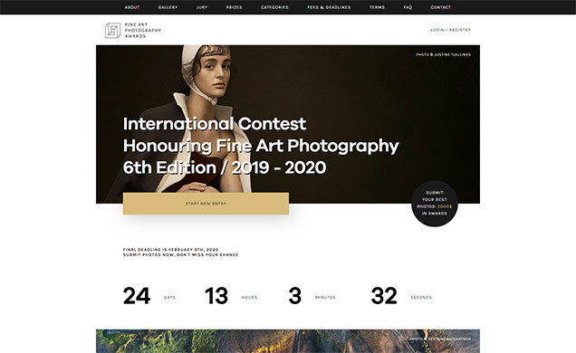 best photo contest fineartphotoawards