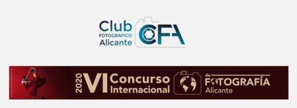 """Photo Contest """"Alicante"""" 2020"""