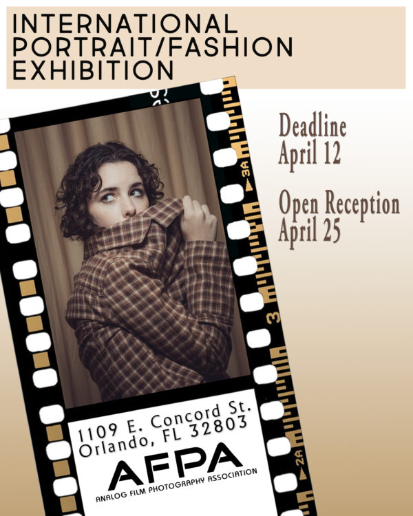 International Portrait/Fashion Exhibition