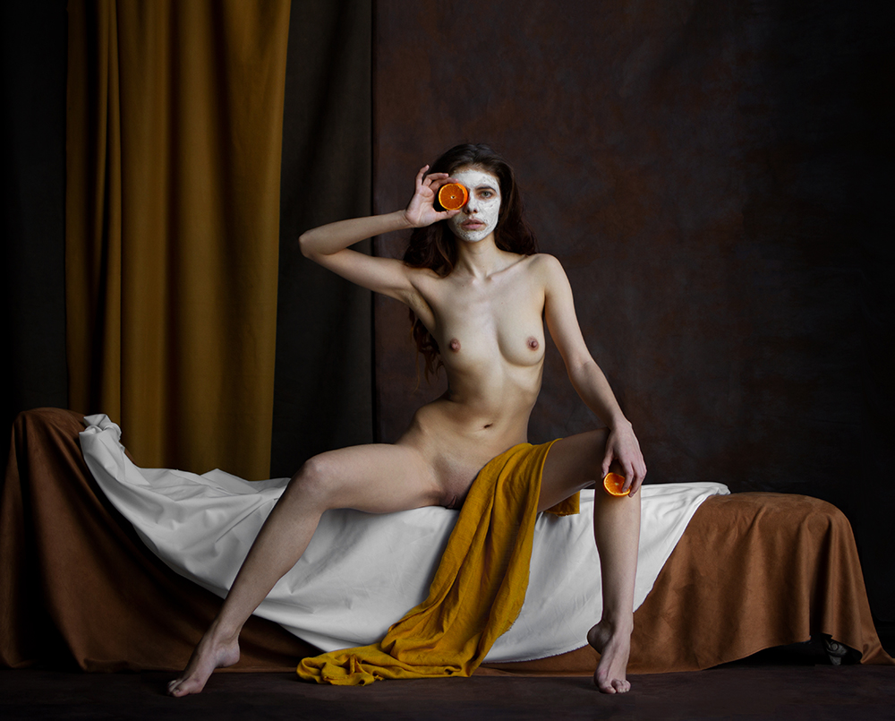 Nudes, 1st place winner, amateur category, Rodislav Driben