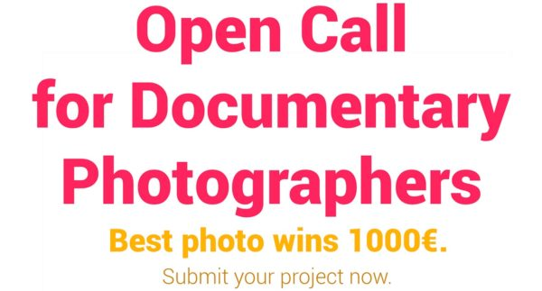 Docu Magazine Open Call for Documentary Photographers