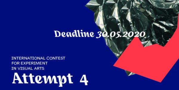 ATTEMPT 4 - Contest for Experiment in Visual Arts