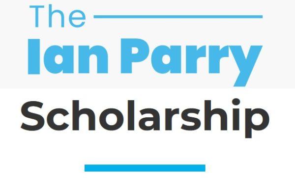 Ian Parry Scholarship 2020