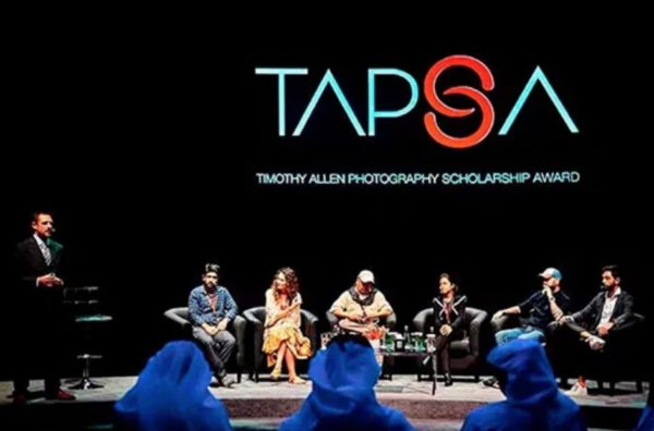 TAPSA Timothy Allen Photography Scholarship Award 2020