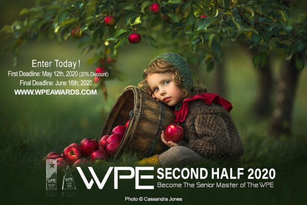 WPE INTERNATIONAL PHOTOGRAPHY AWARDS 2020