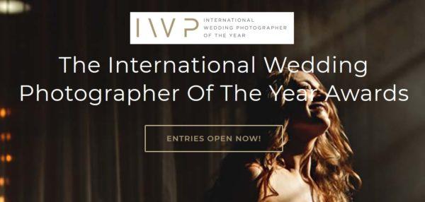 International Wedding Photographer of the Year Awards 2020